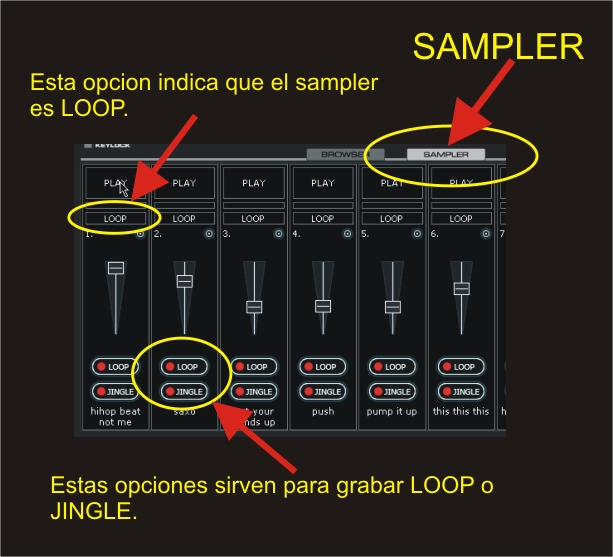 descargar samples para virtual dj home free gratis