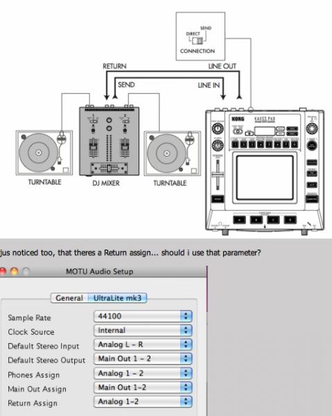 virtual dj software motu ultralite mk3 configuration in order to rh es virtualdj com