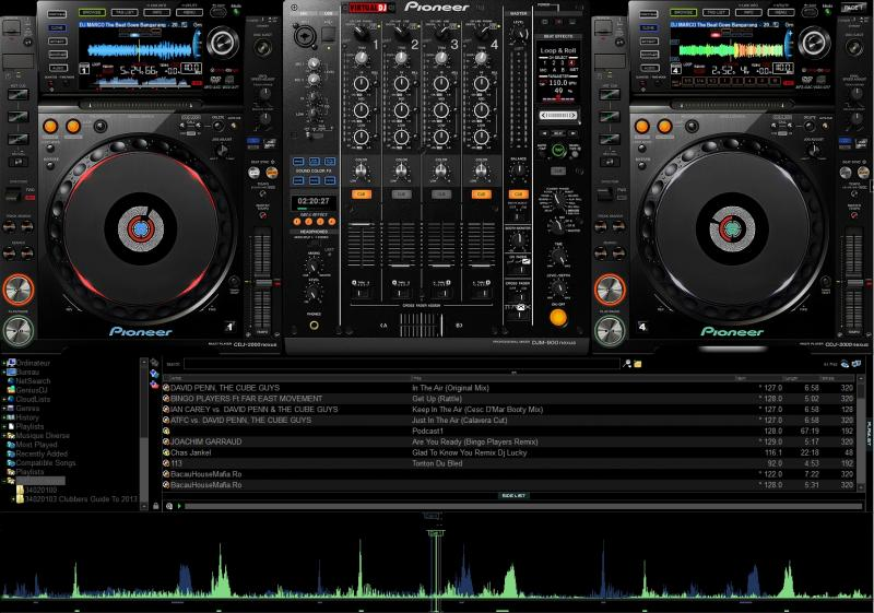 descargar skin pioneer cdj 2000 para virtual dj