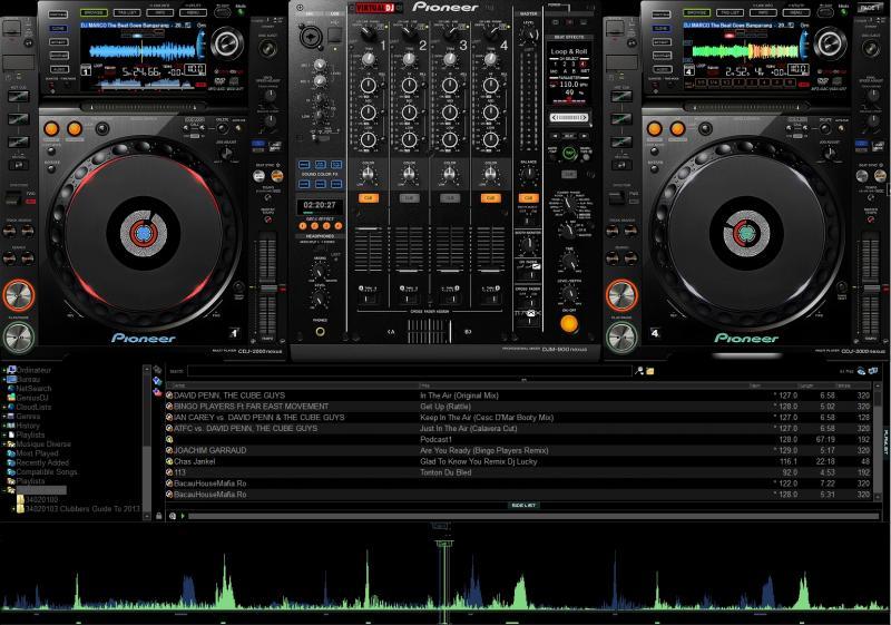 descargar skin pioneer cdj 2000 para virtual dj