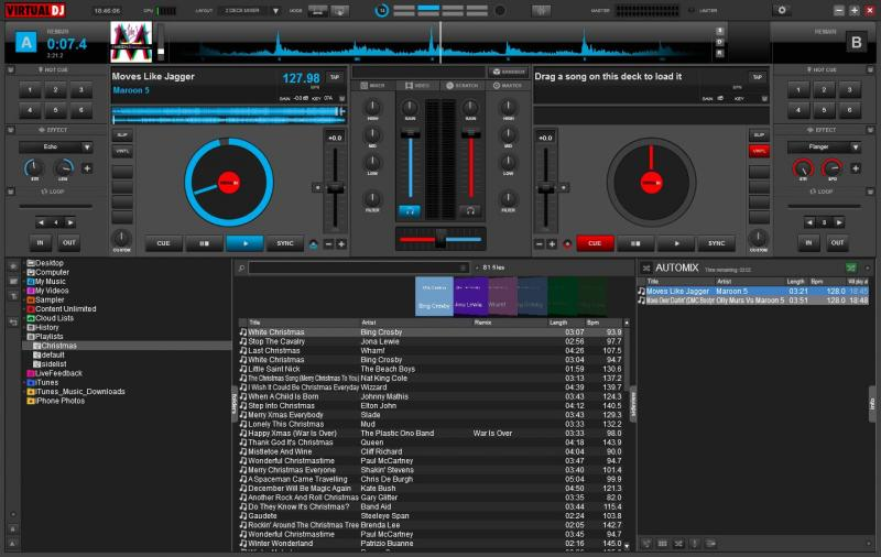 Download auto mix virtual dj for pc for free (Windows)