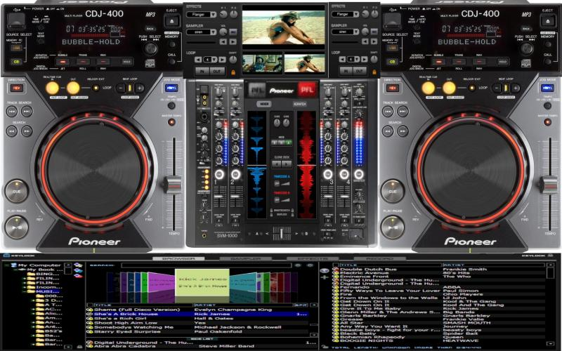 descargar skins para virtual dj 7 pioneer