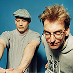 Legendary DJ group Coldcut