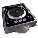 Numark ICDX with built in support for VirtualDJ