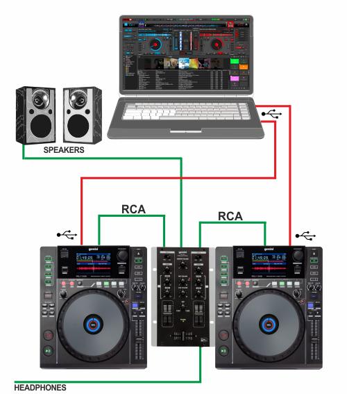 audio 8 dj firmware update download