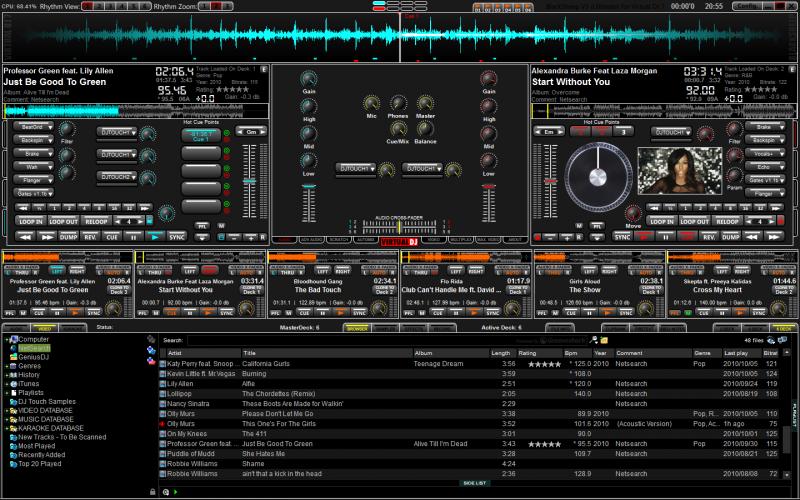 DJ Software - VirtualDJ - BlackSheep v3 (Ultimate)