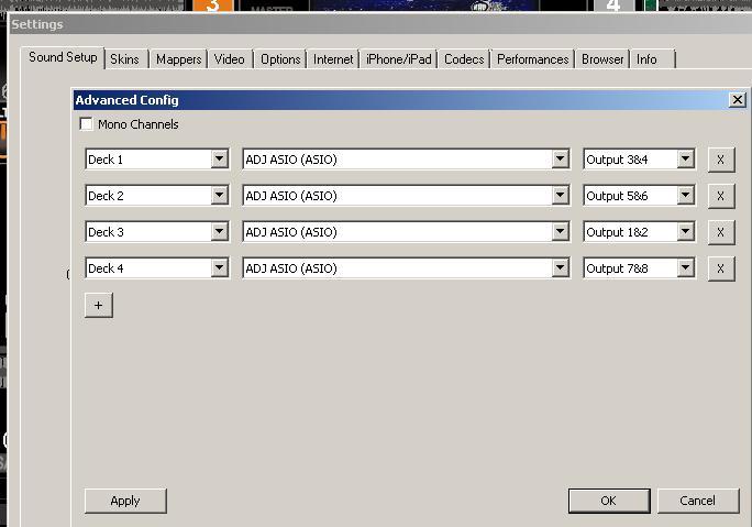 Virtual dj software denon dj mc6000mk2 failed to create asio.