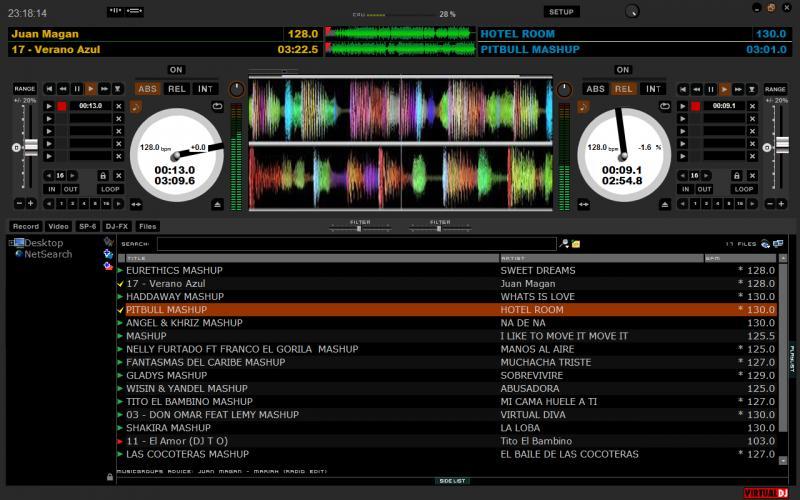 Serato skin for virtual dj 2013 download.