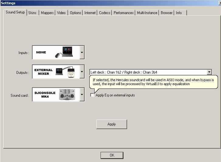 Virtual dj software asio with hercules mk4.