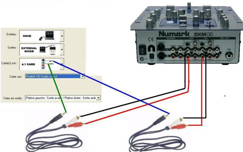Virtualdj Aide Totalement Perdu Dans La Configuration Audio De