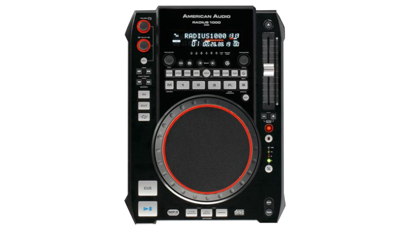 american audio versadeck virtual dj