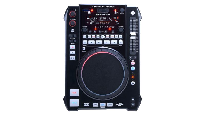 american audio radius 1000 cdj