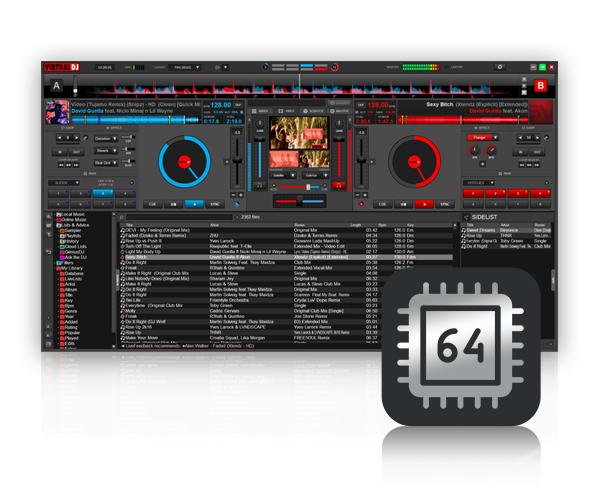 Virtual dj pro 8.2 build 3624 win