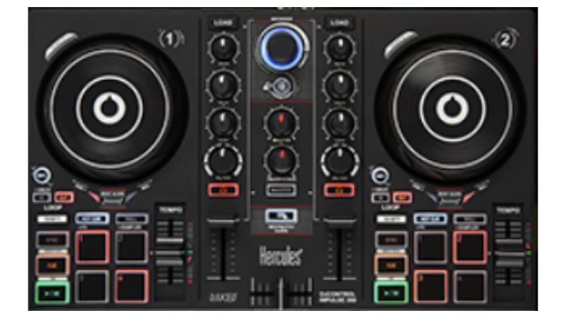 DJ Software - VirtualDJ - Hardware List - By feature : Touch